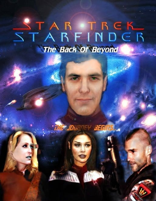 Starfinder Launches: The Back of Beyond