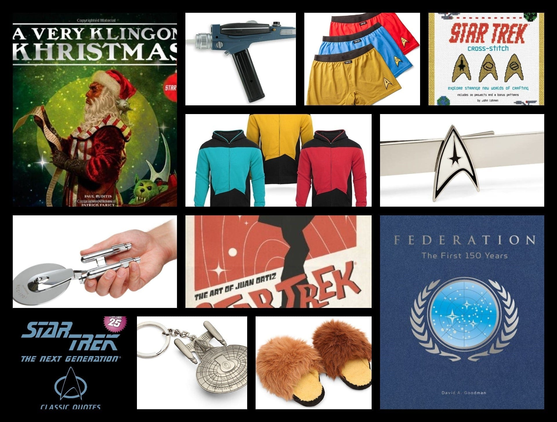 Star Trek Holiday Gift Guide