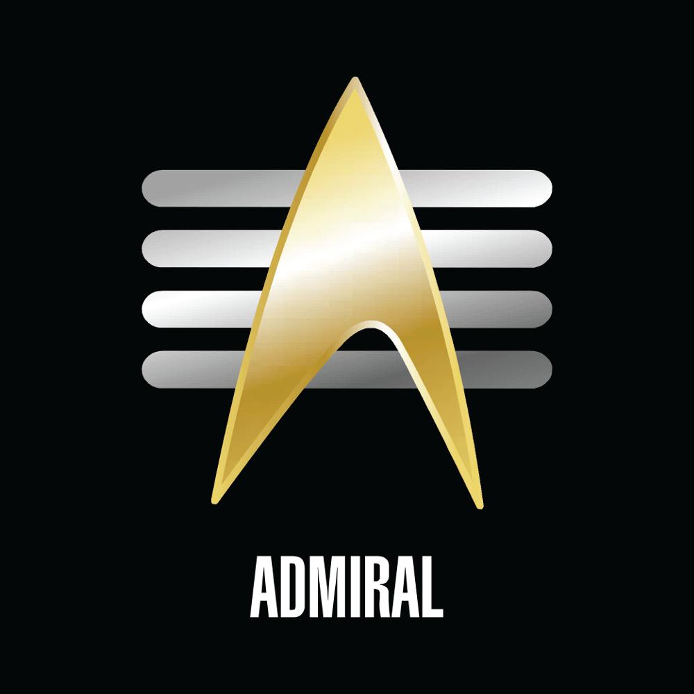 Admiral Rank
