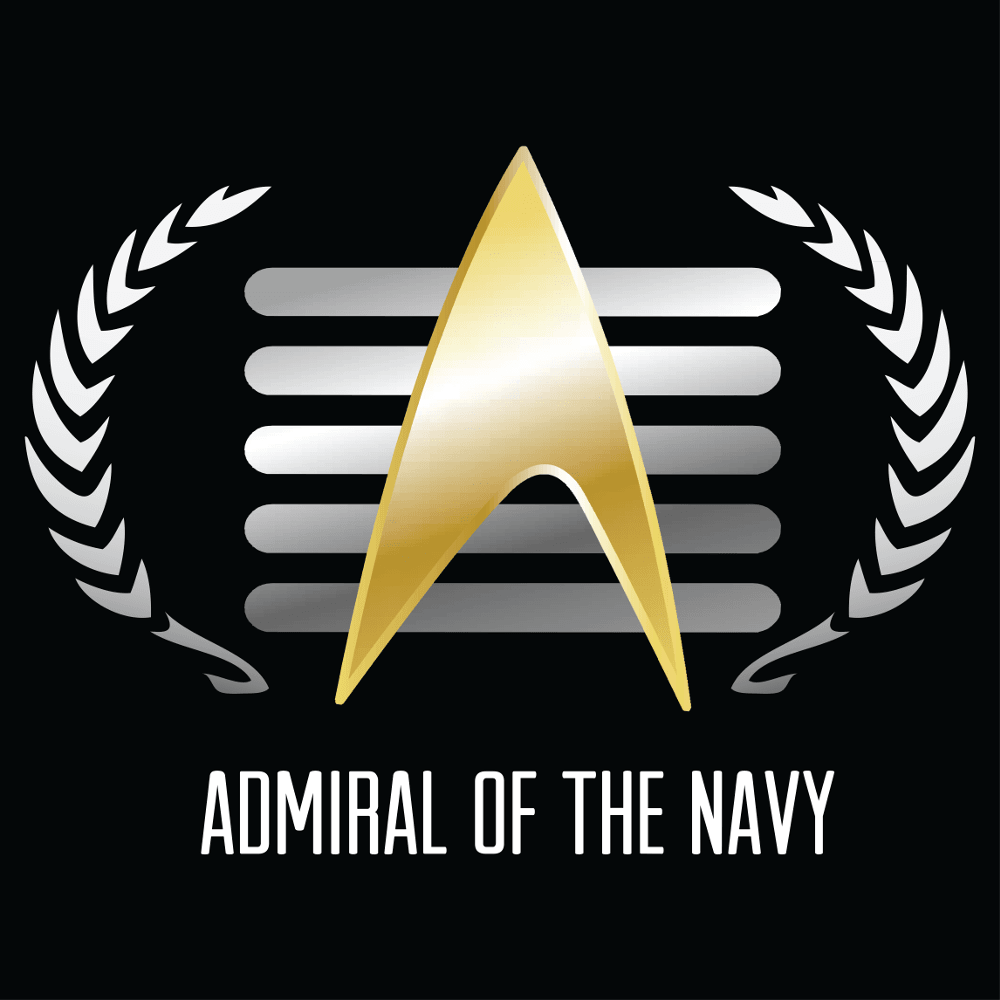 Admiral of the Navy Rank