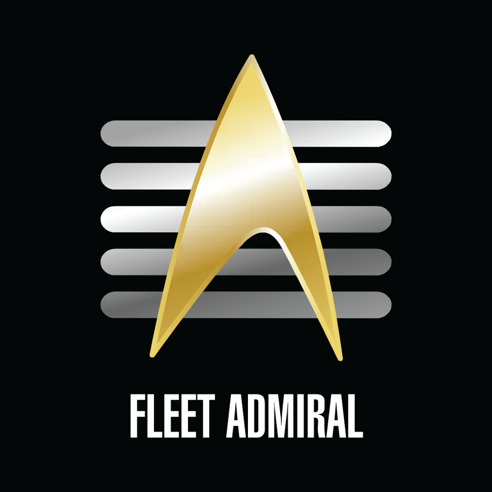 Fleet Admiral Rank