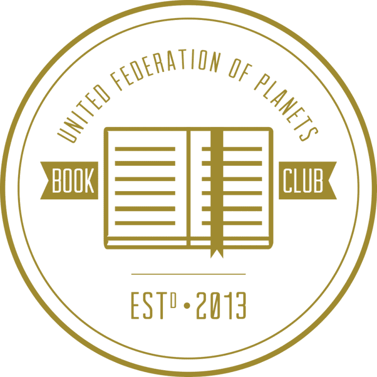 Generic Star Trek Book Club Badge