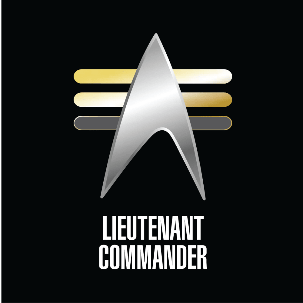 Rank Lieutenant Commander Image Icon