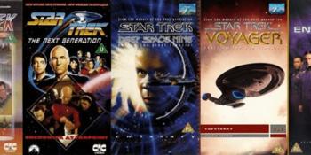 Star Trek: VHS