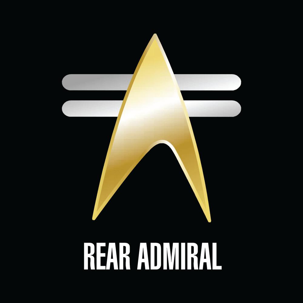 Rear Admiral Rank