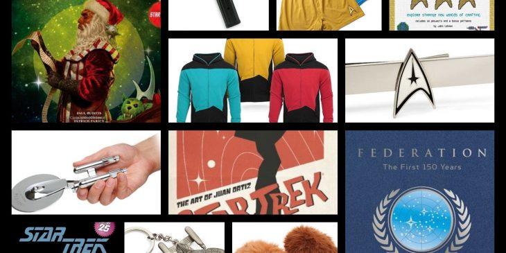 Star Trek Holiday Gift Guide