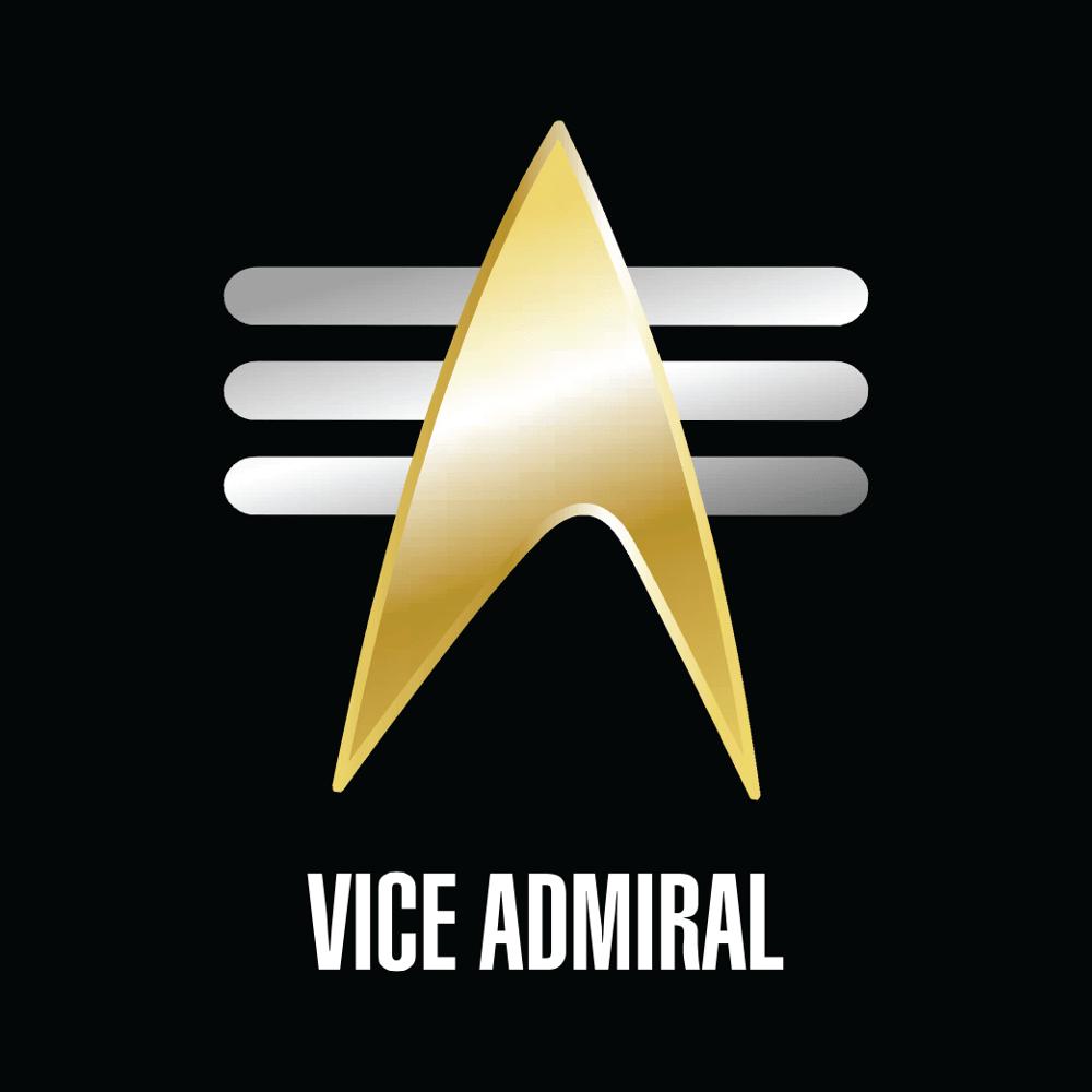 Vice Admiral Rank