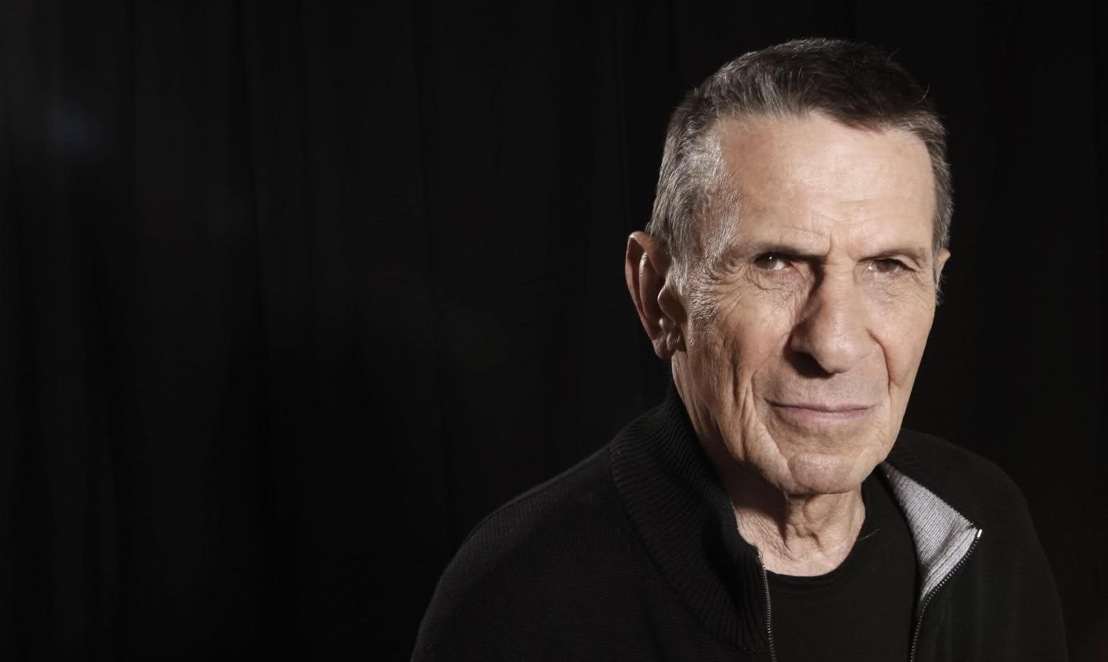 Happy 82nd Birthday Leonard Nimoy!